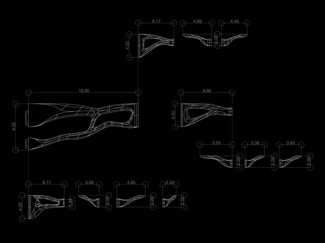 Branch Structure Layout